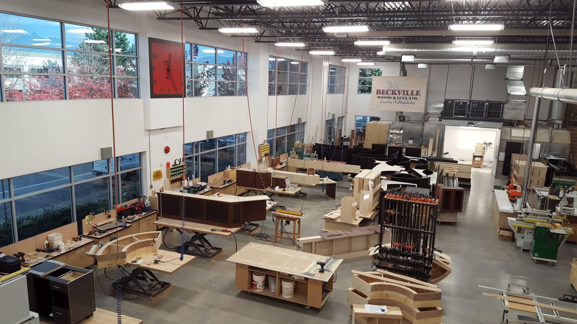 Beckville Woodcrafts Ltd